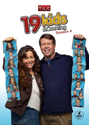 19 KIDS AND COUNTING SEASON 4 BY 19 KIDS AND COUNTING (DVD)